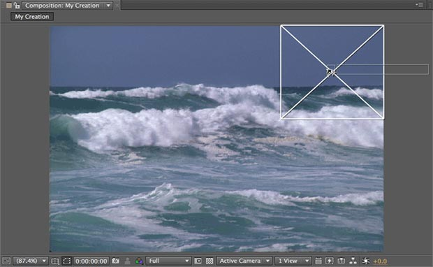 Creating Motion Graphics Hidden Gems: Chapter 2 - Creating a Composition 16