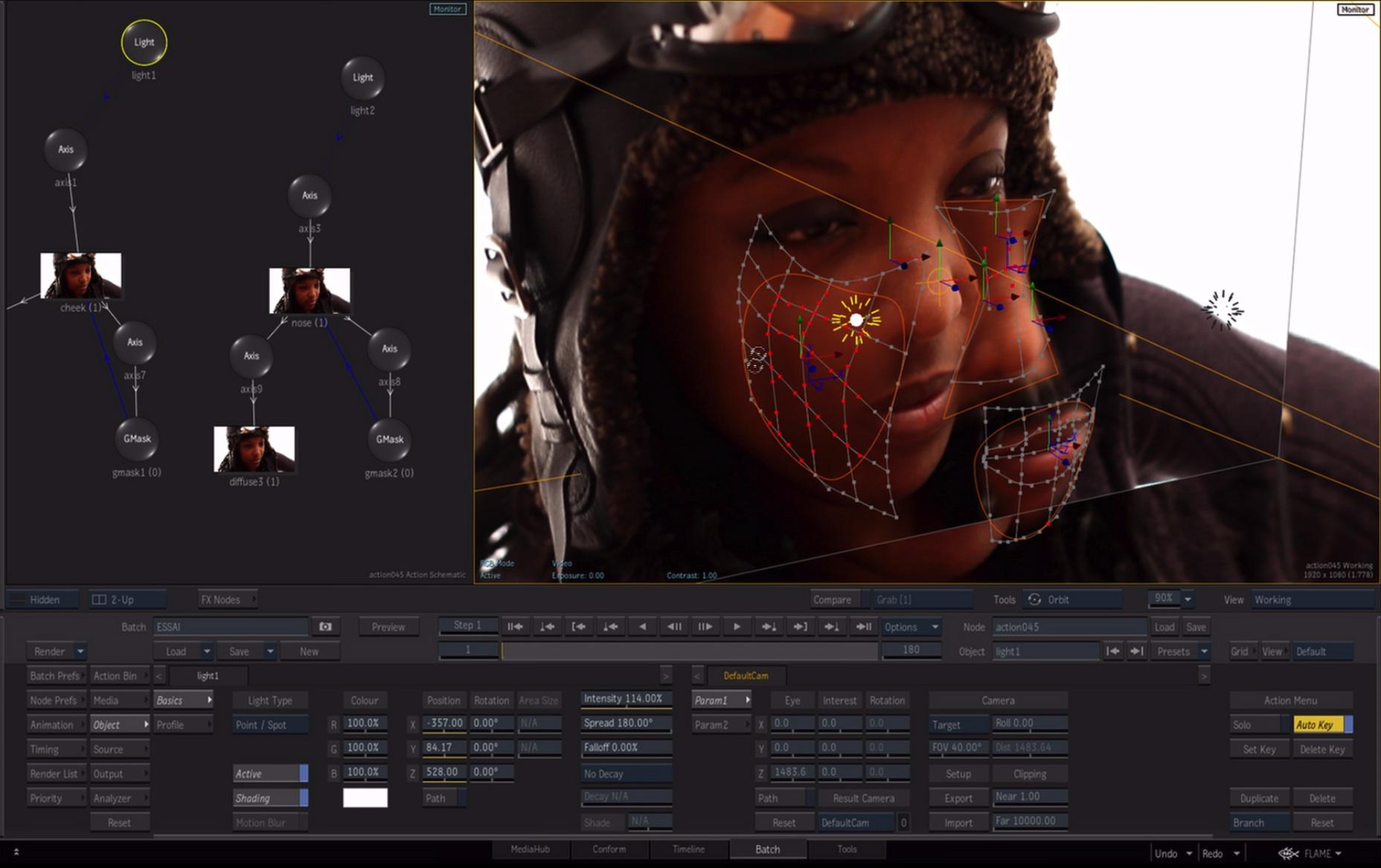 Autodesk Flame Premium 2014 Ignites Creativity, Fuels Artistic Control 4