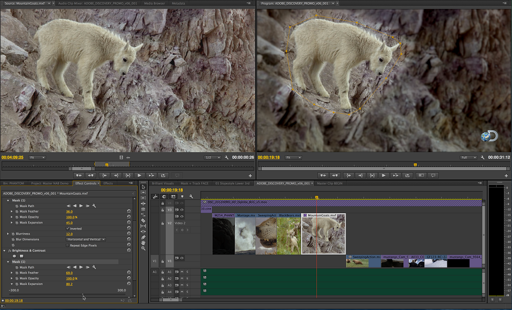 Adobe Reveals Next Wave of Innovation for Creative Cloud Video Apps at NAB 4