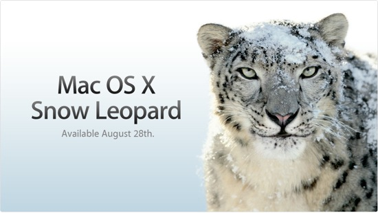 A few Gotchas with OS X 10.6 Snow Leopard 3