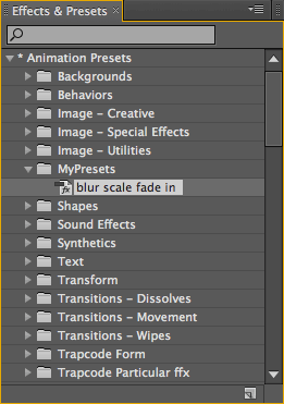 CMG Hidden Gems: Chapter 25 - Presets and Variations 19