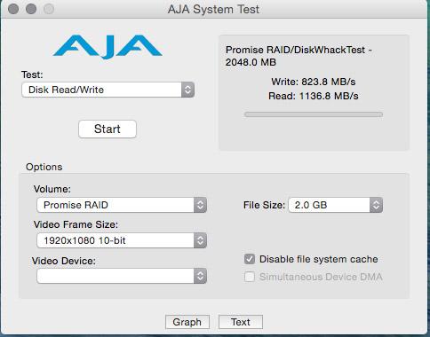 Product Review: Pegasus2 M4 SSD RAID 2