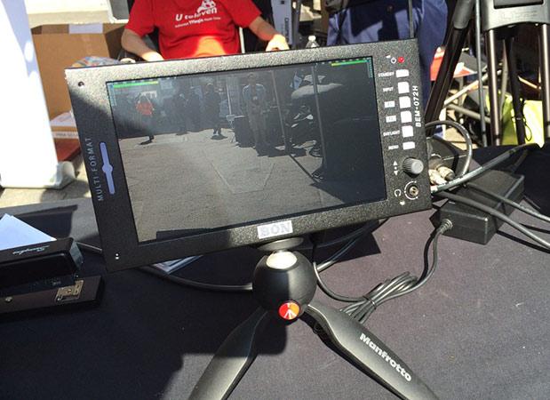 Under the Radar at Cine Gear 2014 3