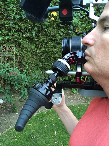 Product Review: Zacuto Z-Drive Follow Focus and Tornado Grip 9