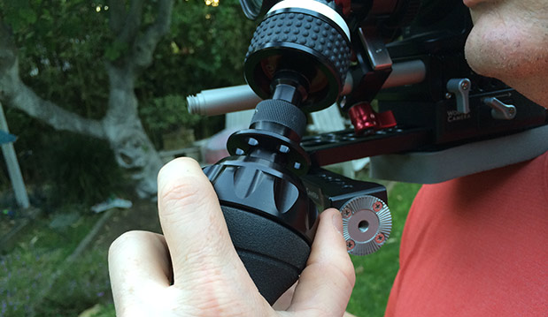 Product Review: Zacuto Z-Drive Follow Focus and Tornado Grip 10