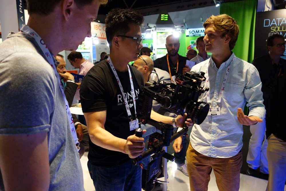 The Sights and Sounds of IBC 2014 – Part 3 190