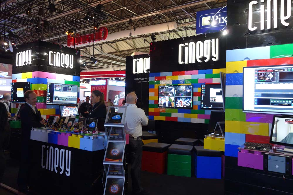 PVC at IBC 2014 – Everything You Need to Know 67