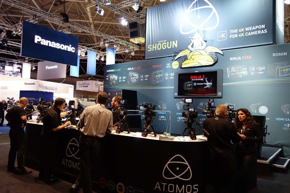 The Sights and Sounds of IBC 2014 – Part 2 222