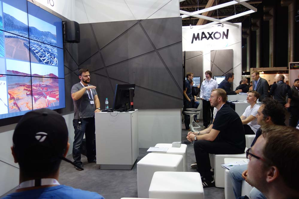 The Sights and Sounds of IBC 2014 – Part 2 225