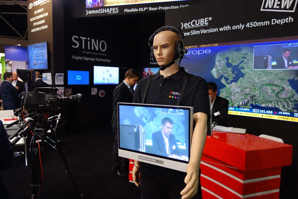 The Sights and Sounds of IBC 2014 – Part 2 207
