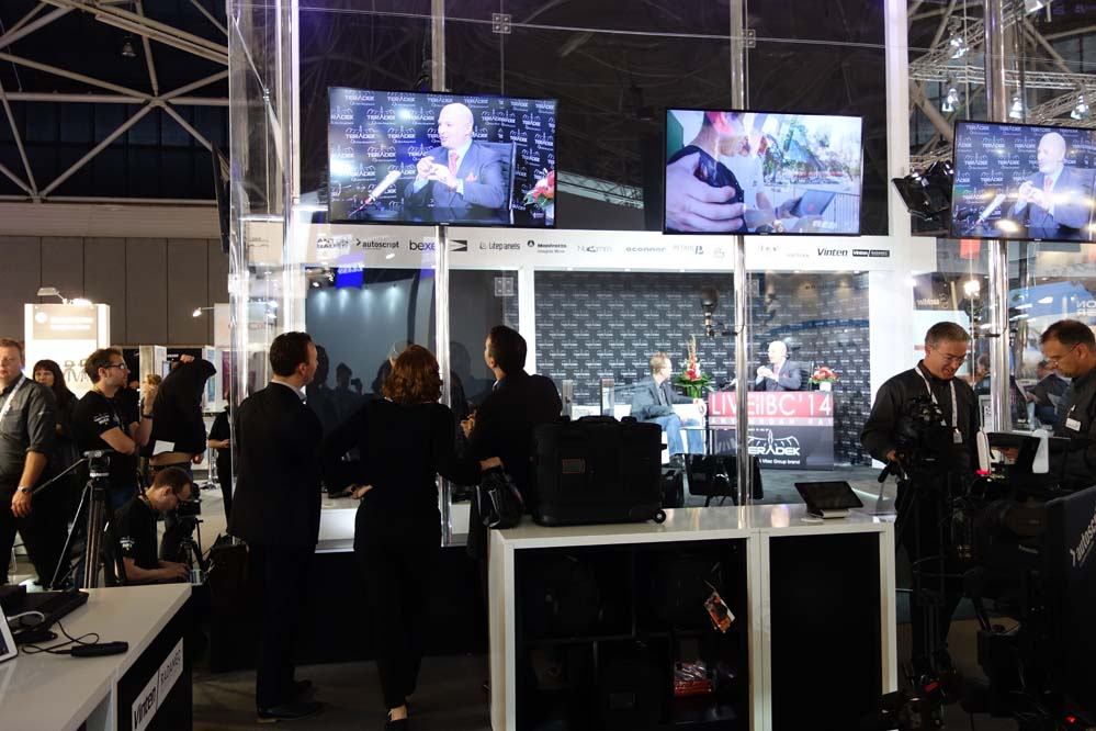 The Sights and Sounds of IBC 2014 – Part 1 200
