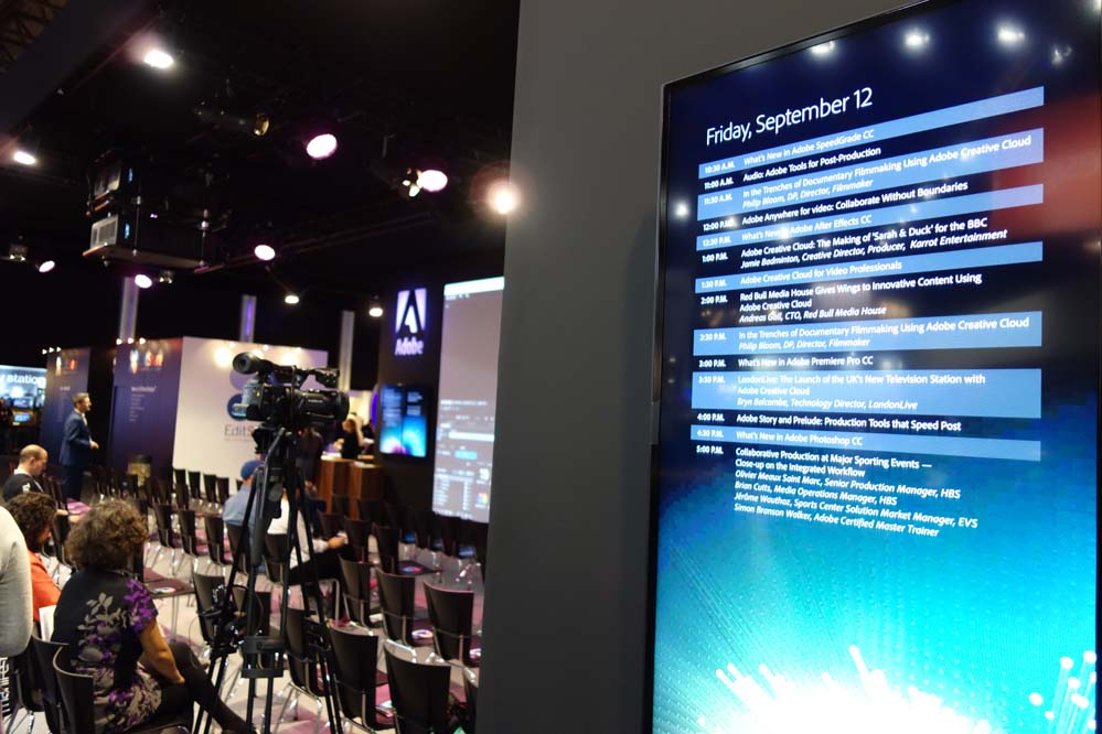 The Sights and Sounds of IBC 2014 – Part 1 168