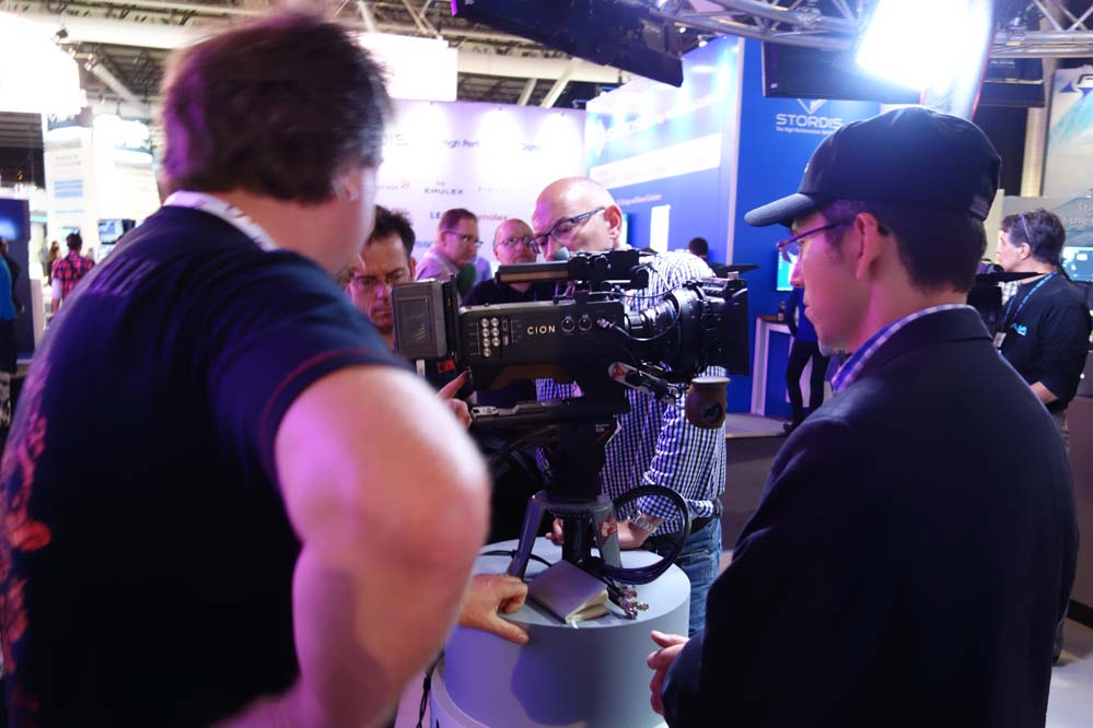 The Sights and Sounds of IBC 2014 – Part 1 215