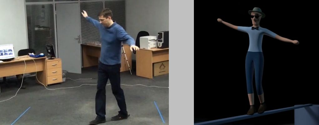 Connecting People with the Possibilities of Motion Capture Technology 12