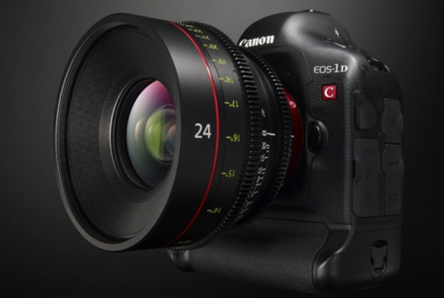 "Canon's ""Touch and Try"" at IBC2014 7"