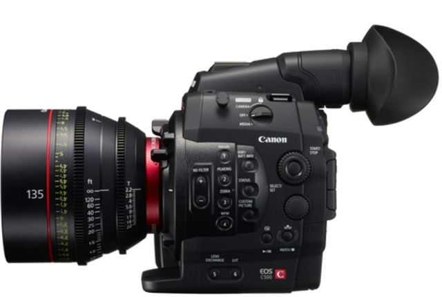 "Canon's ""Touch and Try"" at IBC2014 9"