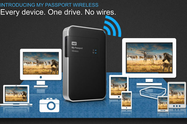 My Passport Wireless for Videographers 10