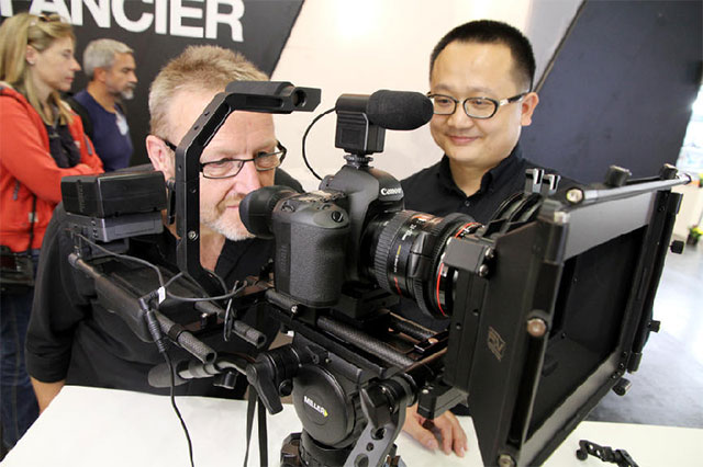 Photokina Movie: Action Starts Soon 1