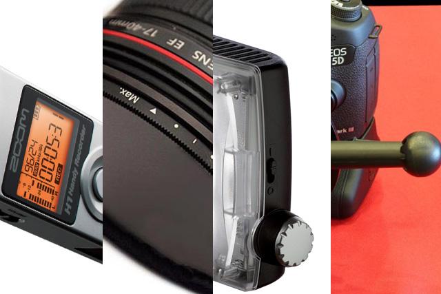 Essential Kit for DSLR Videography 14