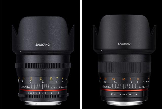 Samyang Has a New 50mm for Cinema 7