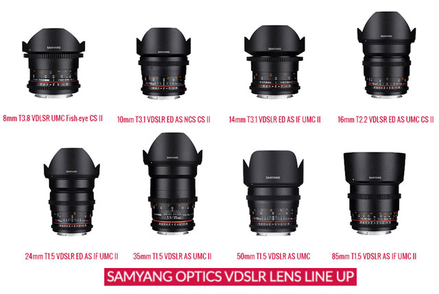 Samyang Has a New 50mm for Cinema 9