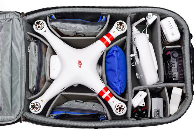 Airport Helipak, the Backpack for Your Drone 7