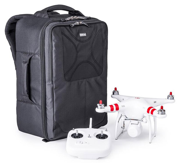 Airport Helipak, the Backpack for Your Drone 9