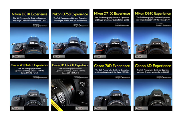 A List of DSLR eBook Guides for Christmas 1