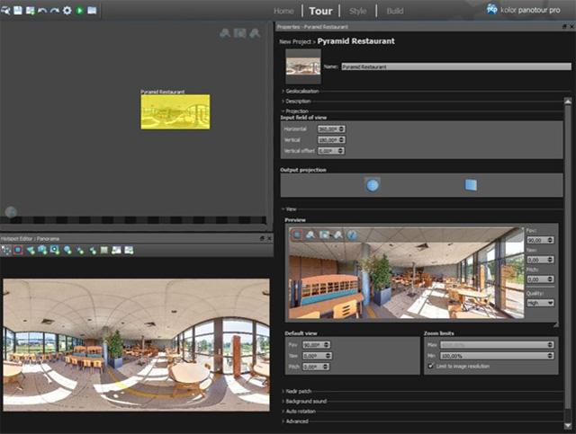 Create Panoramas For Multiple Platforms 9