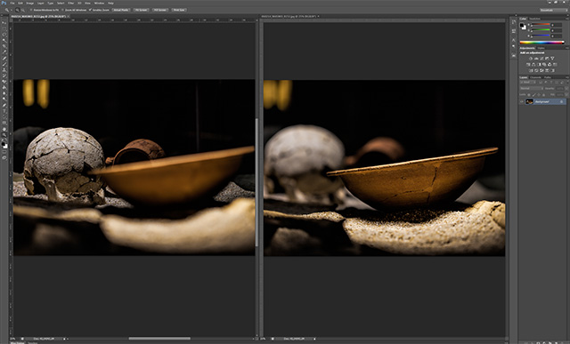 Gain Depth of Field Through Simple Stacking 16