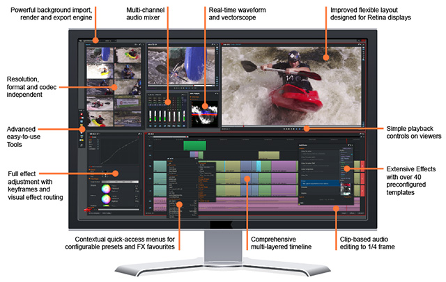 Lightworks: a Professional Editor for Free 10