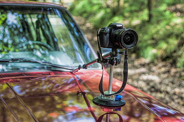 A Simple Suction Cup for Your DSLR 12