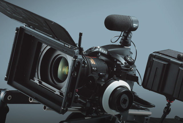 Nikon D810 Wants EOS 5D's Video Crown by Jose Antunes
