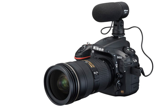 Nikon D810 Wants EOS 5D's Video Crown 9