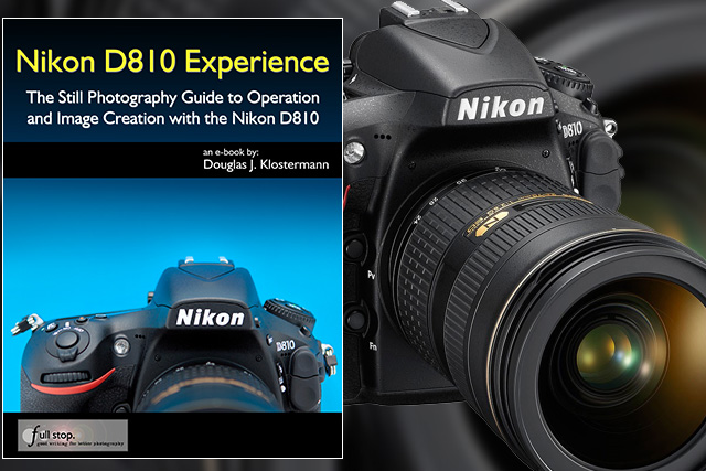 Your FREE Guide to the  Nikon D810 3