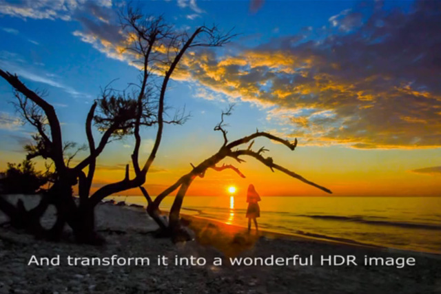 Transform Your Videos into HDR Images 1