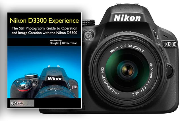 The Professional Guide to the Nikon D3300 5
