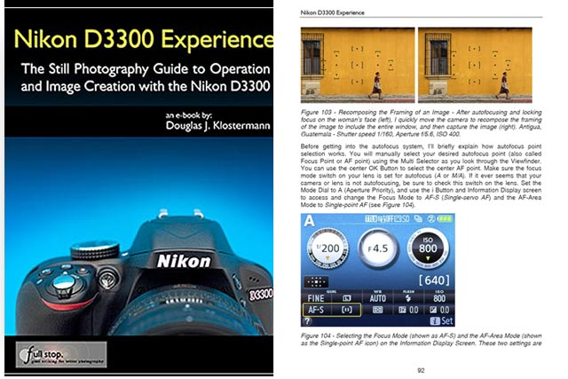 The Professional Guide to the Nikon D3300 6