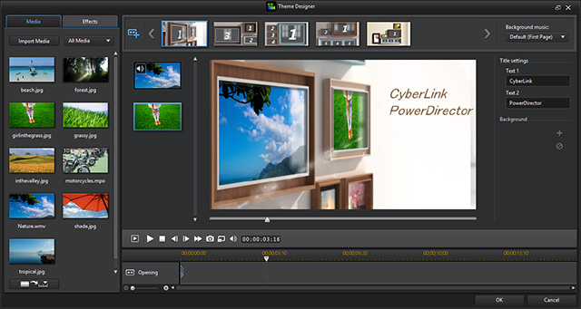 A 4K Video Editor for Enthusiasts 15