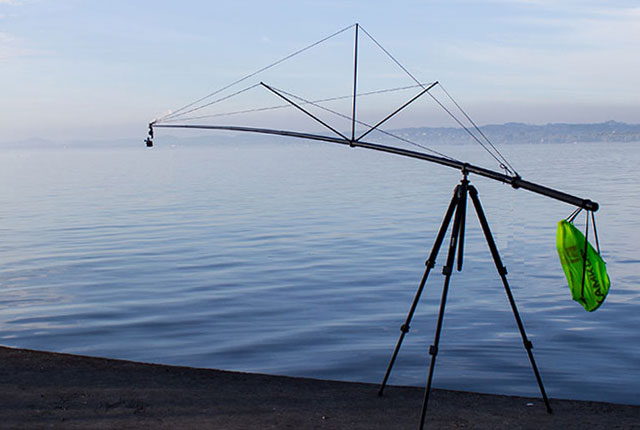 KAMKOP Action JIB: a Crane for Action Cameras 3