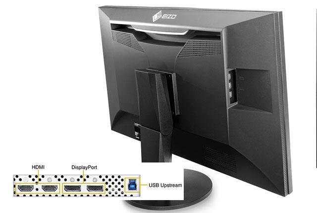 New EIZO 31-inch 4K Monitor Self-Calibrates 10