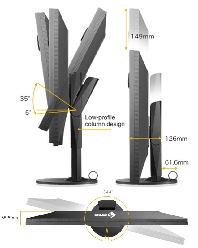 New EIZO 31-inch 4K Monitor Self-Calibrates 11
