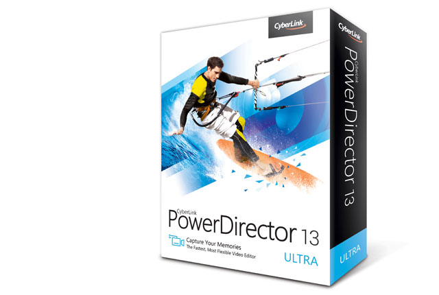 PowerDirector 13 Supports XAVC-S and H.265 11