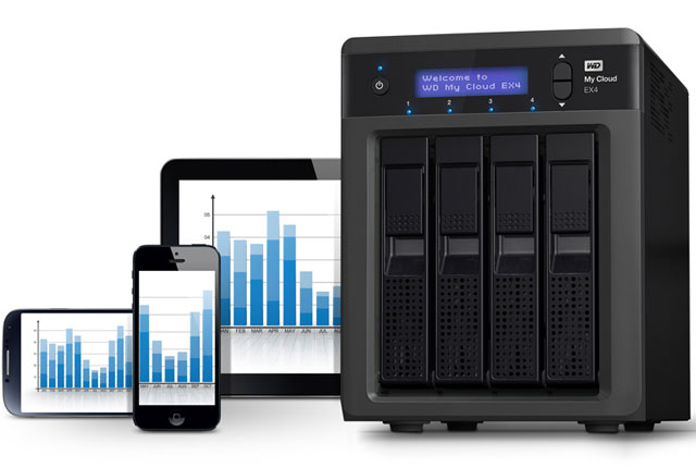 Review: MyCloud EX4, a NAS for Dummies 2