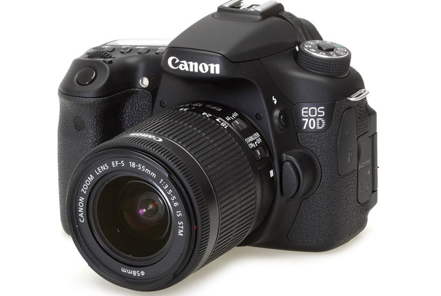 The Best Real DSLRs for Video 34