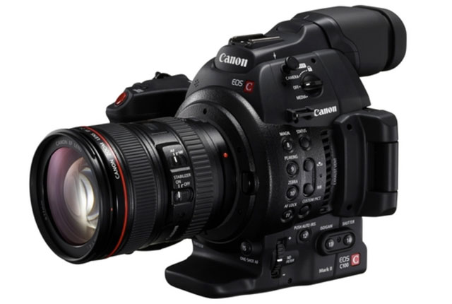 EOS C100 Mark II: The Next Generation of Cinema EOS 5