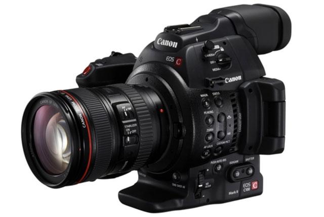 EOS C100 Mark II: The Next Generation of Cinema EOS 5