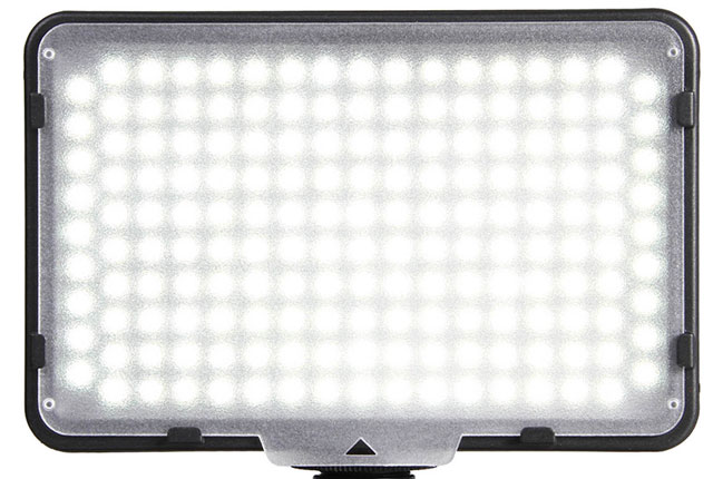 Small LEDs Create BIG Panels 10
