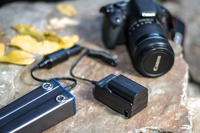 Charge Your DSLR, Smartphone or Drone with Pronto 7