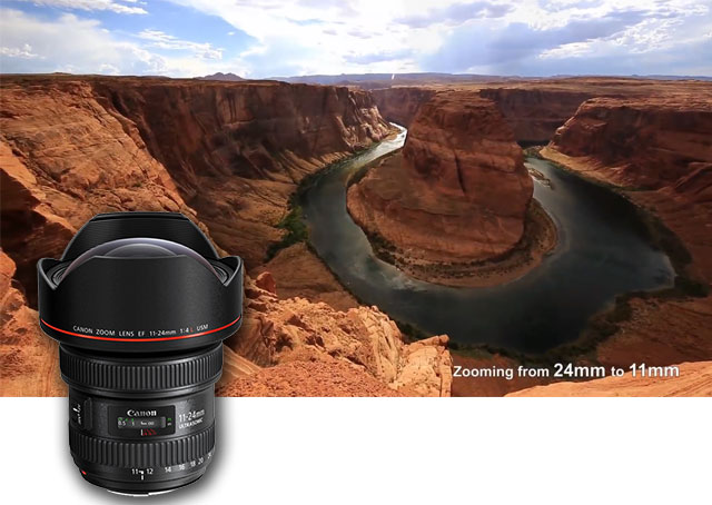 Canon's Extreme Wide-angle for Cinematographers 6